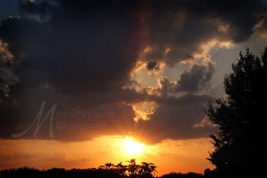 Florida Sunset by InLightImagery
