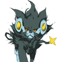Ike the Luxray by Esdren