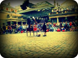 Covent Garden by un-peu-beaucoup