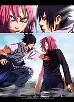 Naruto - Chapter 693 by sleipneir