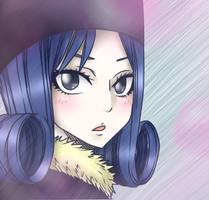 FT - Juvia by NekoRikaChan