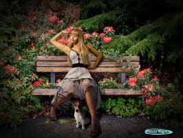 Beauty in the park by marcosnogueiracb