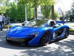 Mclaren P1 front left by SeanTheCarSpotter