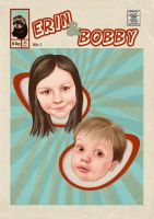Erin and Bobby by enginemonkey