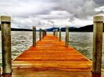 Boat Dock by DiMiles