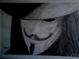 V for Vendetta by Luiza-Torres