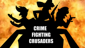 New Crime Fighting Crusaders Title! by ScoBionicle99