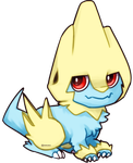 Manectric by ohkoko