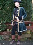 Pirate Baroque costume 10 by JanuaryGuest