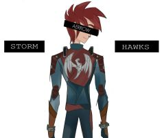 Storm Hawks. by arrival-layne
