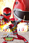 Power Rangers Dino Charge Poster by blades0100