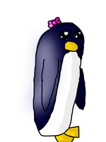 Penguin by Megumes2Mayu