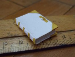 Miniature Book pic.1 by the4ce