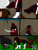 Wolf tracks page 89 by alicesapphriehail