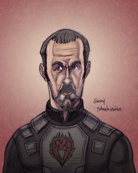 Stannis Baratheon by Stnk13