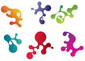 Colorful Swirls For Free by genotas
