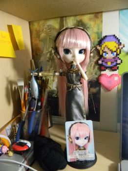 Pullip Luka by Shadowdreams891