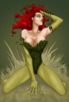 casey jones-Poison ivy-color by hemisferio