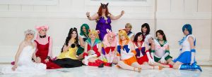 [SAILORMOON CAST] True Colors by Windaria