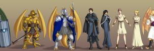 People of the Arcadia Republic by Lionel23