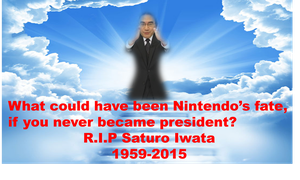 For you, Iwata by Sonicbran23
