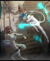 CO : take the hit by WolfArtistStudio