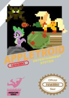 Appletroid by foolyguy