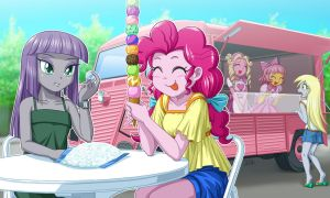 Ice Cream Tower by uotapo