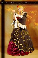 Beatrice: Golden Witch by nennesis