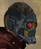 Star Lord by predator-fan