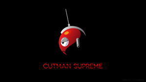 Cutman Wallpaper by enhui