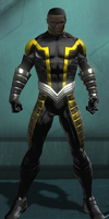 Power Man Luke Cage Ultimate (DC Universe Online) by Macgyver75