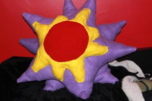 Starmie Plush by Hippojello