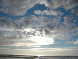 Seaside, Oregon coast by Demon57