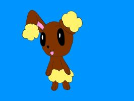 CP - Benni the Buneary (Actu.) by Bella5078