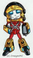 TF Armada ++ Chibi Hot Shot ++ by CrazymMC
