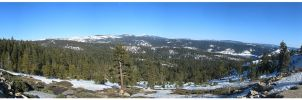 Tahoe in Early Spring by DR3AMS1nD1G1TAL