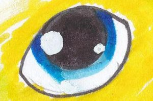 An eye :D by CrazzyCupcake