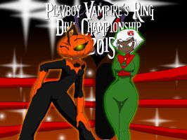 PBVRDC2015 - Jackie Vs. Ginger by PlayboyVampire