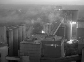Industrie In The Morning by sandor99