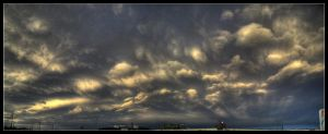 Clouds 4 by AlienDan