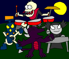 Skylanders Spring Break: Undead by Blackrhinoranger
