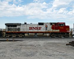 BNSF 768 by SMT-Images