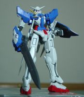 Exia 001 by a3leggedpuppy