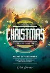 Christmas Flyer Template by styleWish