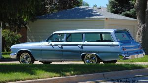Vintage Station Wagon 0082 9-6-14 by eyepilot13