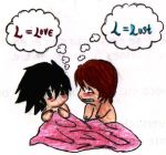 L is Love...Light is Lust by LucLeon