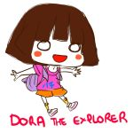 Dora la exploradora by Naruki-chan