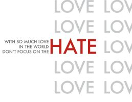 Love, not Hate by Icarus-Syndrome
