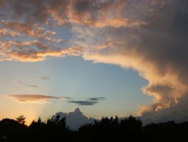 Sunny Clouds 15 by galleleo